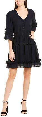 David Lerner Natalie A-Line Dress