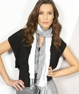 Lightweight Two Tone Scarf