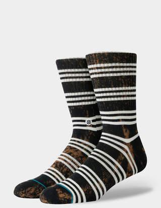 Stance Kurt Black Mens Crew Socks