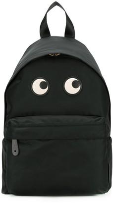 Anya Hindmarch eye print backpack
