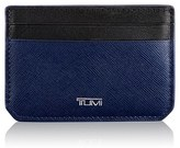 Tumi Men's 'Mason' Slim Leather Card Case - Black