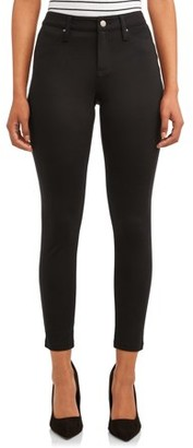 Time and Tru Women's Straight Leg Knit Pant