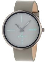 Simplify Unisex The 4400 Quartz Watch