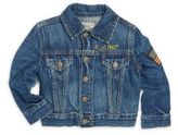Ralph Lauren Toddler's, Little Boy's & Boy's Embroidered Trucker Jacket