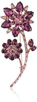 Kate Spade Large Brooch Purple/Multi-Colored Brooches and Pin