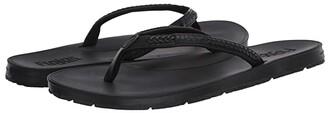 Flojos Adina (Black) Women's Sandals