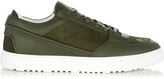 Etq Amsterdam Low 3 leather trainers