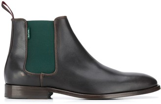 Paul Smith Contrast Chelsea Boots