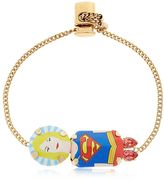 Supergirl Small Chain Bracelet