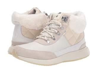 Toms Star Warstm Cascada (Waterproof White Star Wars Princess Leia Leather) Women's Shoes