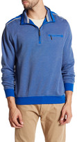 English Laundry Birdseye 1/4 Zip Pullover