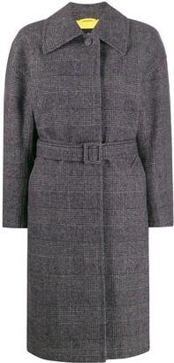Ienki Ienki Oversized Belted Coat