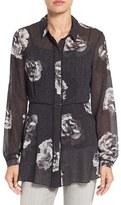 Ellen Tracy Women's Tunic Blouse