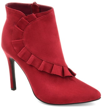 Journee Collection Cress Bootie