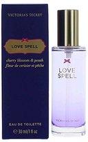 Victoria's Secret Eau de Toilette, Love Spell, 1 Ounce