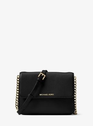 MICHAEL Michael Kors Bedford Pebbled Leather Crossbody Bag