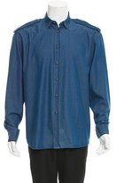 Acne Studios Chambray Button-Up Shirt w/ Tags