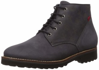 Marc Joseph New York Women's Leather EVA Lightweight Technology Lace Up Bootie Ankle Boot