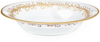 "Neiman Marcus ""Oro Bello"" Soup Bowls, Set of 4"