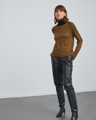 Jigsaw Merino Crew Neck Jumper