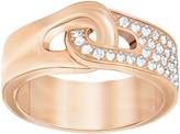 Swarovski Gallon Ring, White