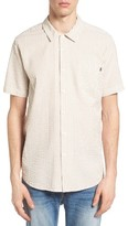 Obey Men's Harper Seersucker Shirt