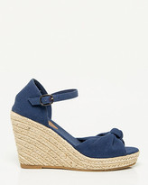Le Château Canvas Wedge Espadrille