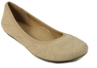 VANELi Susan Studded Ballet Flat - Multiple Widths Available