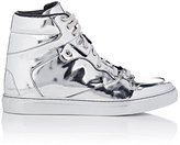 Balenciaga Women's High-Top Sneakers-SILVER