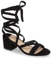 Tony Bianco Women's Amor Ankle Wrap Sandal