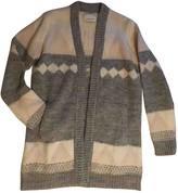 Samsoe & Samsoe Grey Wool Jacket for Women