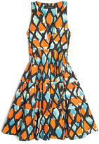 Thakoon Sleeveless V-Neck Dress