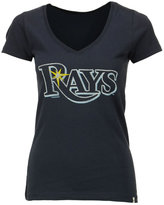 '47 Women's Tampa Bay Rays V-Neck T-Shirt