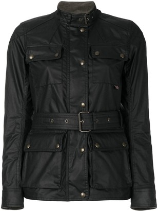 Belstaff Roadmaster fitted jacket