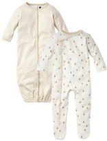 Tea Collection Bebe Pluma Set (Baby)-Multicolor-0-3 Months
