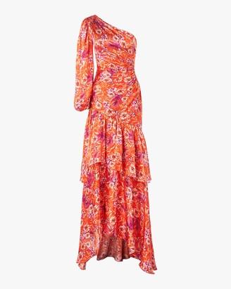 AMUR Israella One-Shoulder Dress