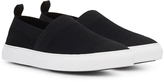 Sam Edelman Black Santino Sneaker