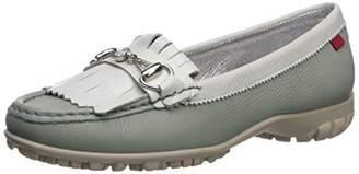 Marc Joseph New York Women's Leather Made in Brazil Lexington Golf Shoe