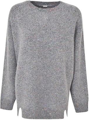 Stella McCartney Sequins Long Sweater