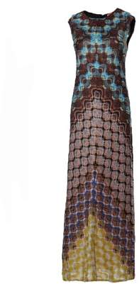 Missoni Women's Brown Viscose Dress.