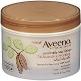 Aveeno Positively Nourishing Comforting Whipped Souffl, 6 Oz