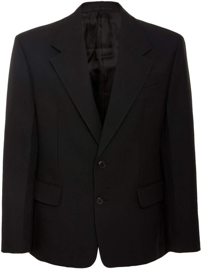 Prada Slim-Fit Wool Blazer
