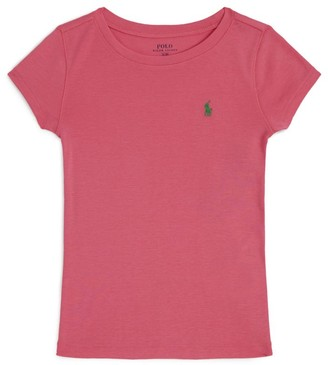 Ralph Lauren Kids Polo Pony T-Shirt (2-4 Years)