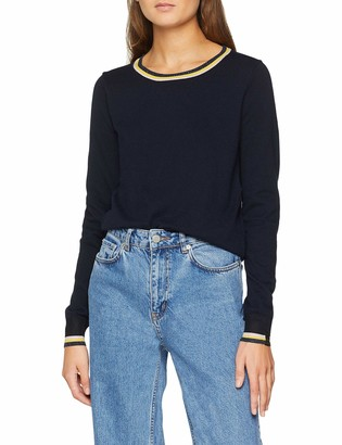 Scotch & Soda Maison Women's Basic Pull with Special Ribs Jumper