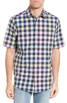 Rodd & Gunn Men's Rotherham Regular Fit Check Sport Shirt