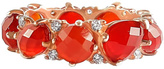 Vessel Red Stones Ring