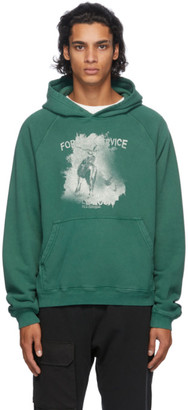 Reese Cooper Green Forest Service Hoodie