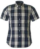 Paul Smith Short Sleeved Wide Check Shirt