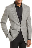 Tom Ford Prince of Wales Plaid Sport Jacket
