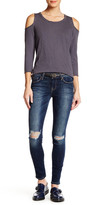 Genetic Los Angeles Shya Distressed Skinny Jean